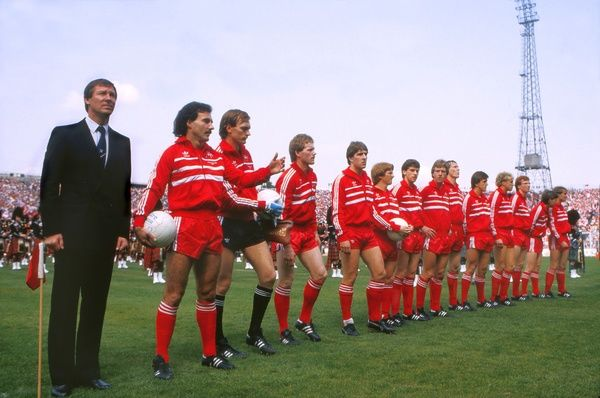 1983 Scottish Cup Final: Aberdeen 1 Rangers 0