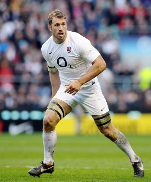 Rugby Union - 2012 Six Nations Championship - England vs. Wales Chris Robshaw - England Manager