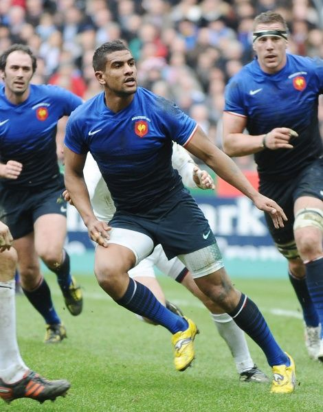 Rugby Union - Six Nations Championship - France vs. England Wesley Fofana - France