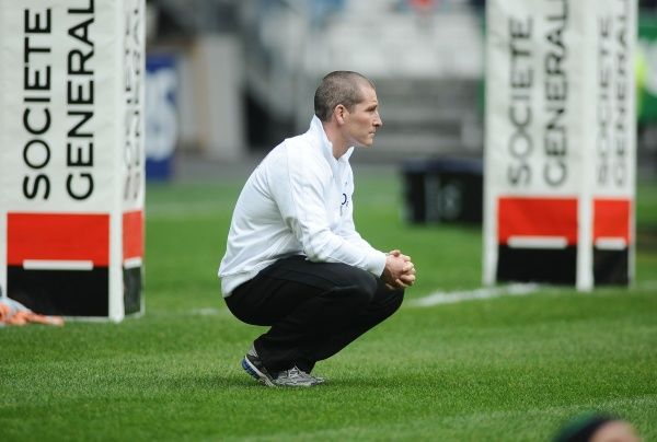 Rugby Union - Six Nations Championship - France vs. England Stuart Lancaster - England coach before the match