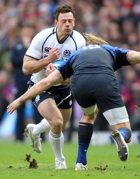 Rugby Union - Six Nations Championships - Scotland vs