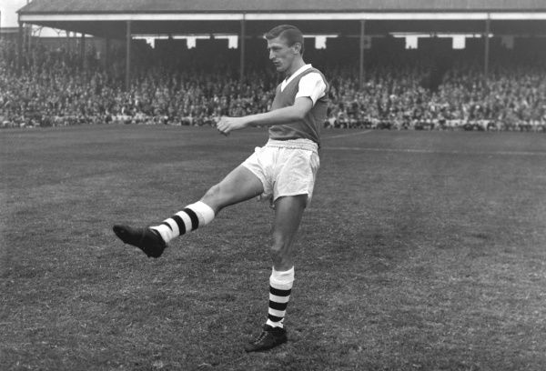 Billy McCullough - Arsenal