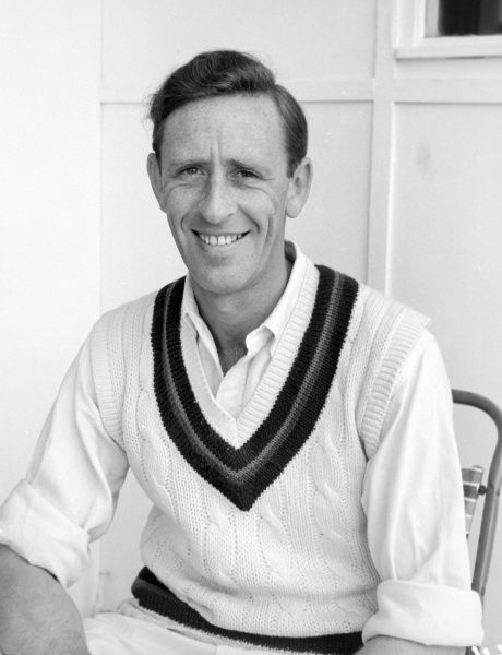 Cricket - 1964 season  Lancashire's Brian 'George' Statham. The fast bowler made 430 appearances for the county between 1950 and 1968, and is their leading first-class wicket-taker with 1816. He played 70 tests for England, taking 252 wickets
