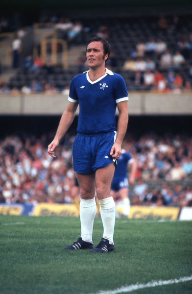 Football - 1974 / 1975 First Division - Chelsea 0 Carlisle United 0    Chelsea's Ron Harris, at Stamford Bridge.    17/08/1974