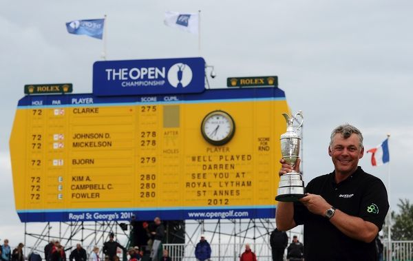 Golf - The Open 2011 - Royal St George's - Day 4