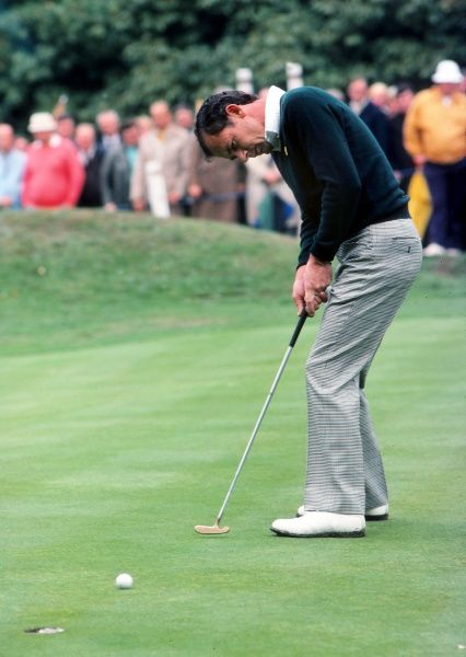 David Graham British Open Golf Championships 1978 Credit : Colorsport