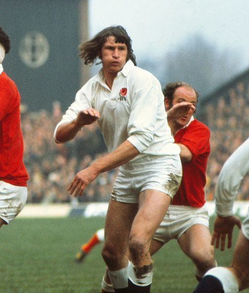England's Andy Ripley - 1976 Five Nations
