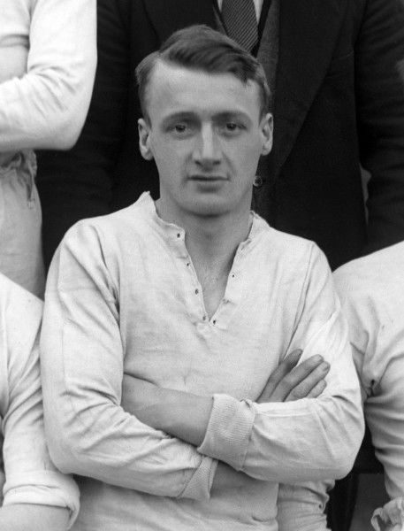 Enos Bromage (Wellington Town Football Club) 1930 / 31 Season Credit : Colorsport