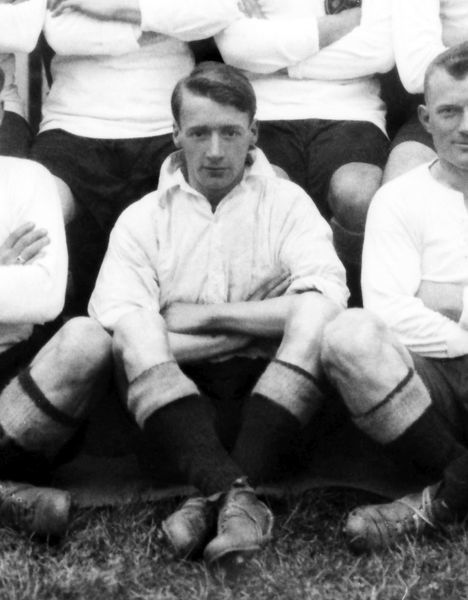 Enos Min Bromage (Derby County) 1925 / 26 Season Credit : Colorsport