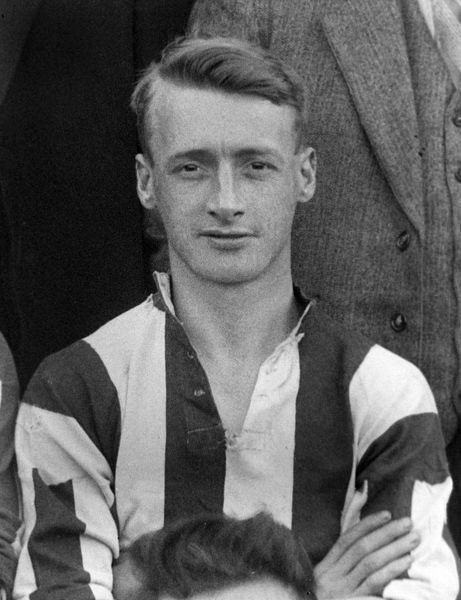 Enos Min Bromage West Bromwich Albion 1928 / 29 Season Credit : Colorsport
