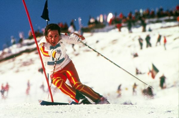 Alpine Skiing - FIS World Cup Spain's Francisco Fernandez Ochoa at St Moritz, Switzerland. He won a gold medal in the Slalom at the 1972 Sapporo Olympics, Spain's first and to-date only winter Olympic gold medal