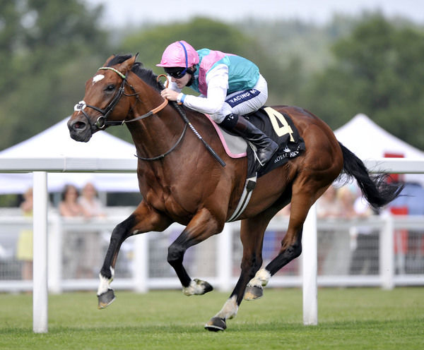 Horse Racing - 2011 Royal Ascot - St James Palace Stakes Frankel ridden by Tom Queally wins the St James Palace Stakes