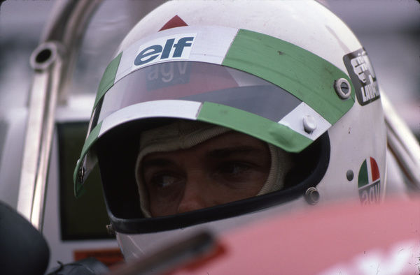 Motorsport - 1975 Formula One (F1) World Championship - German Grand Prix     Italy's Lella Lombardi of March, at the Nurburgring, West Germany