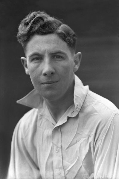 Cricket - Warwickshire County Cricket Club 1928  Henry Trevor Roll Credit : Colorsport