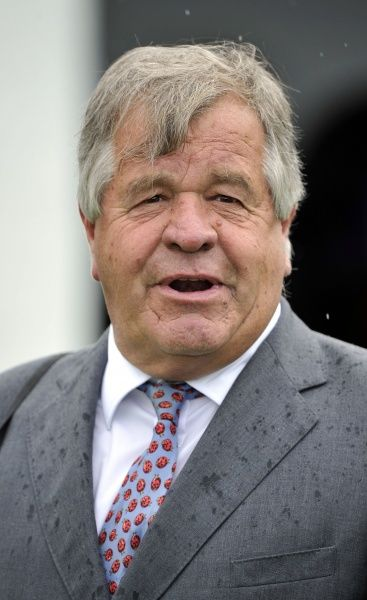 Horse Racing - Newmarket Races - July Cup Meeting. Michael Stoute Trainer