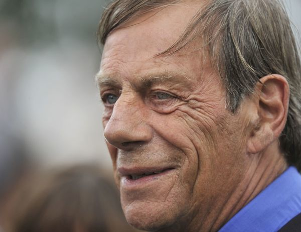 Horse Racing - Newmarket Races - July Cup Meeting 2011 Trainer Henry Cecil