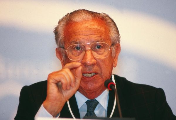 1992 Summer Olympics Juan Antonio Samaranch, President of the International Olympic Committee (IOC)