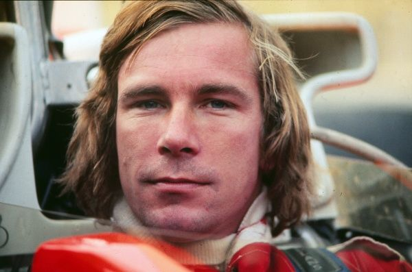 Motor Racing - 1976 Formula One (F1) World Championship - British Grand Prix McLaren's James Hunt at Brands Hatch. 18/07/1976