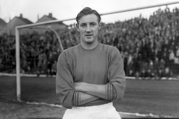 James Linton (Watford goalkeeper) Port Vale v Watford 5/09/1960 Credit : Colorsport