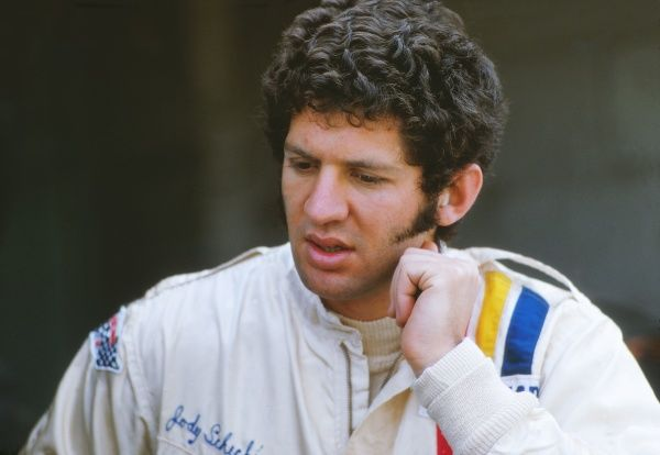 Motorsport - 1973 Formula One (F1) season - Race of Champions South Africa's Jody Scheckter at Brands Hatch. 18/03/1973