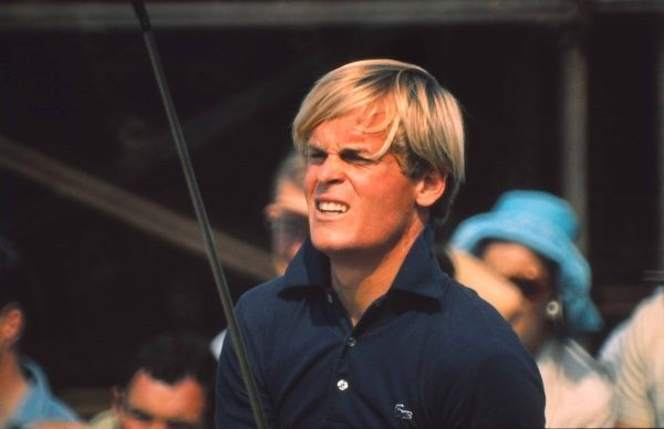Golf - The Open Championship Johnny Miller (USA) British Open Golf Championships  10/07/1971  Credit : Colorsport