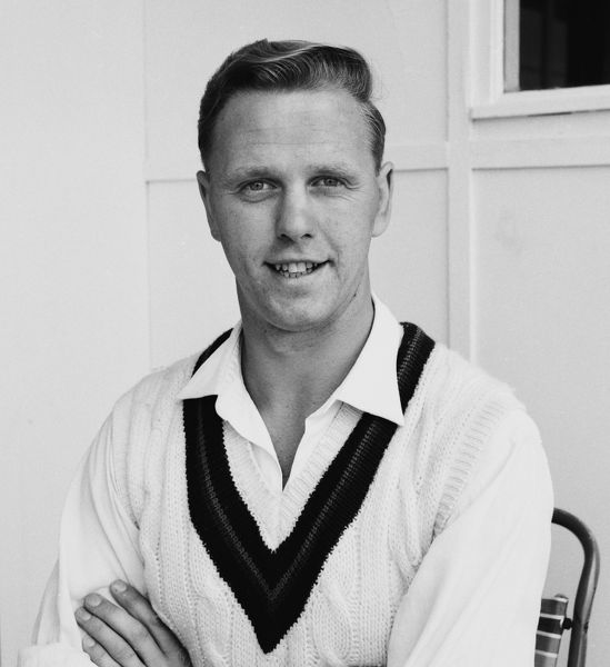 Cricket - 1964 season Lancashire's Kenneth Higgs. He made 306 first-class appearances for Lancashire between 1958 and 1969, taking 1033 wickets. He played 15 tests for England