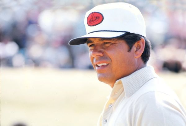 Golf Lee Trevino (USA)  British Open Golf Championships @ Muirfield 15/07/1972  Credit : Colorsport