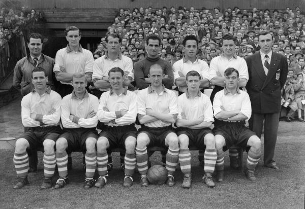 Middlesbrough - 1952/3