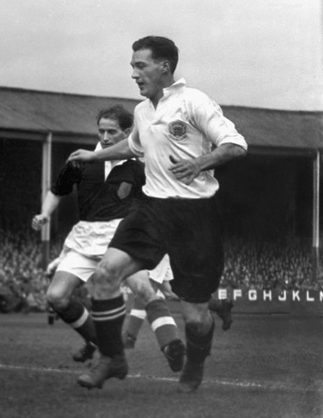 Nat Lofthouse in 1951