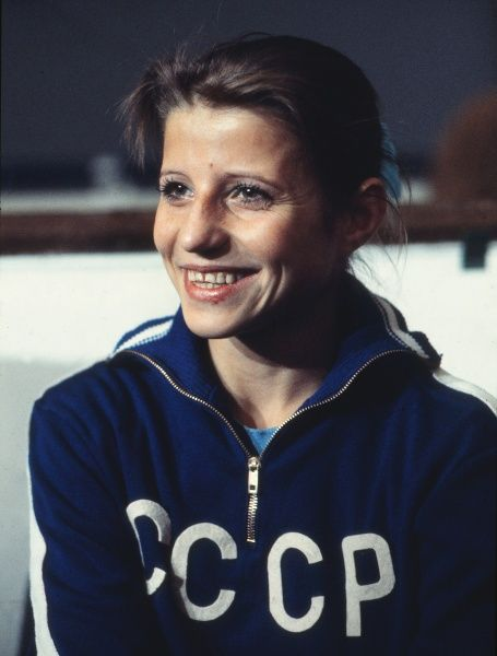 olga korbut 1975 gymnastics world cup Image Copyright © Colorsport ...: prints.colorsport.co.uk/olga_korbut_1975_gymnastics_world_cup/print...