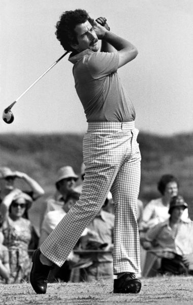 Golf - 1976 Open Championship - Royal Birkdale Scotland's Sam Torrance. 09/07/1976
