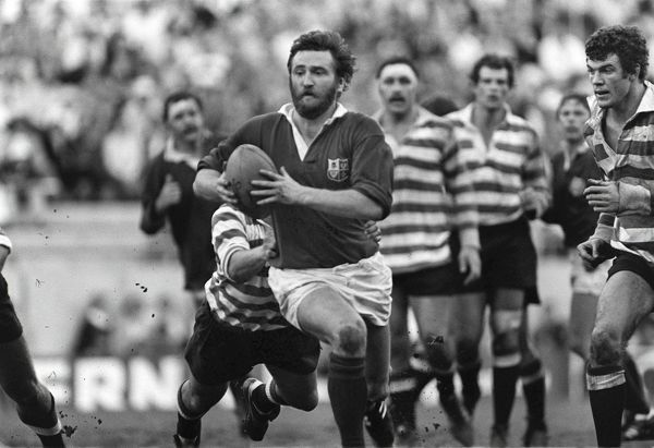 Ray Gravell - 1980 British Lions Tour to South Africa