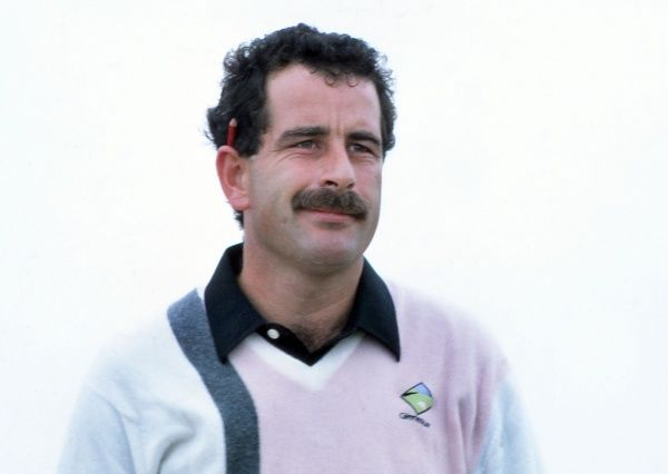 Sam Torrance.  1985 British Open Golf Championships; Sandwich & St George's; 18 July 1985 Golf Credit : Colorsport