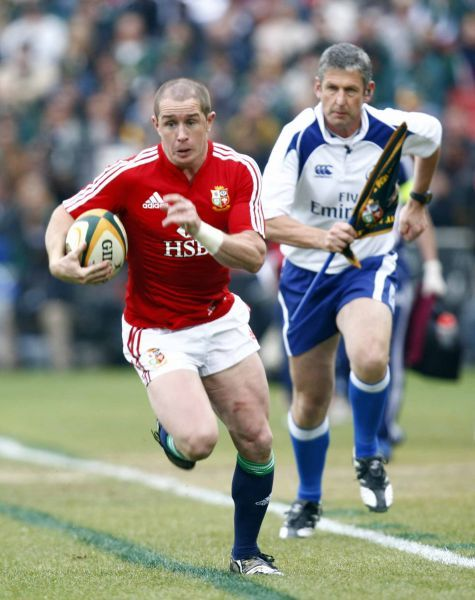 Shane Williams - British & Irish Lions