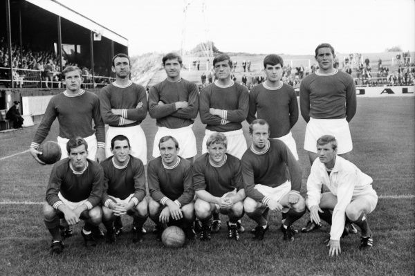 Southend - 1966/67. Football - 1966 / 1967 Fourth Division - Southport 1 Southend United 0