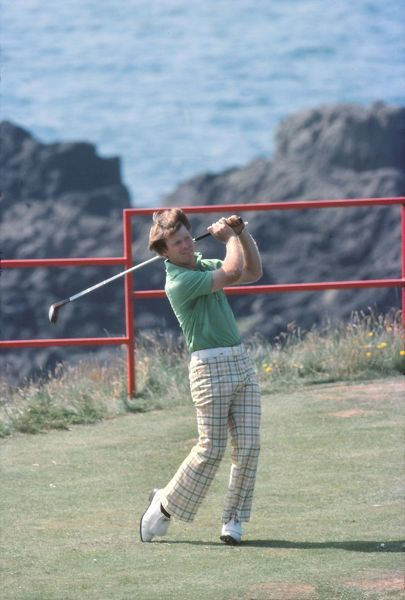 Golf - The Open Championship Tom Watson (USA) British Open Golf Championships 1977 @ Turnberry