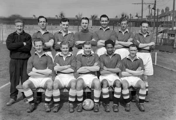 Watford 1953 54 Football 1953 1954 Season