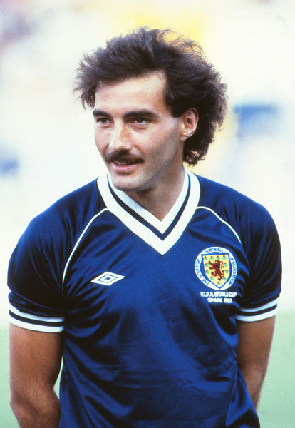 WC82 R1 Grp 6: Scotland 2 USSR 2