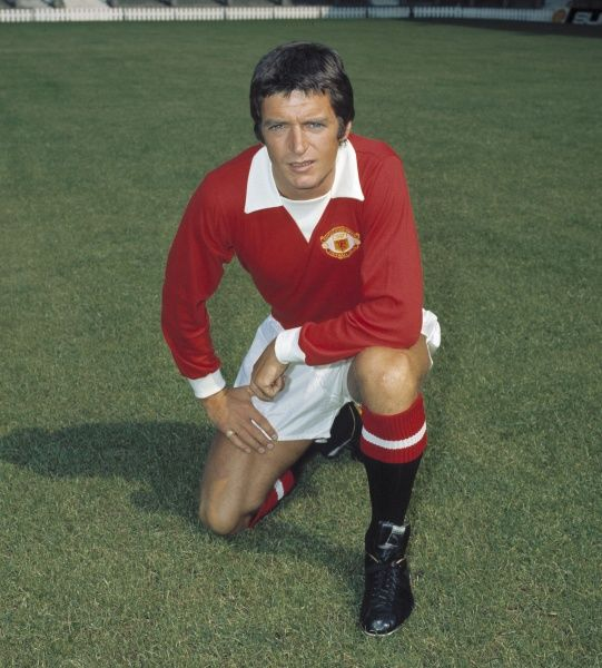 Willie Morgan - Manchester United