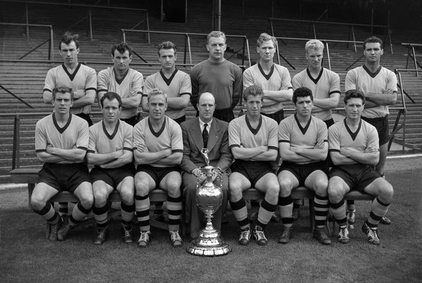 Wolverhampton Wanderers - 1958/59 Division 1 Champions