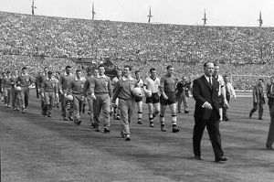 1960 FA Cup Final: Wolves 3 Blackburn 0