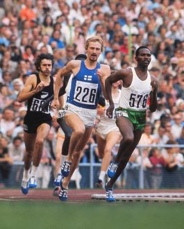1972 Munich Olympics - Men's 1500m