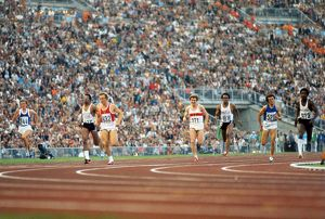 1972 Munich Olympics - Men's 200m