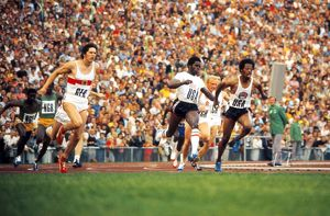 1972 Munich Olympics - Men's 4x100m Relay