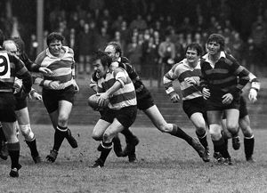1972 RFU Club Knock-Out Competition Final - Gloucester 17 Moseley 6