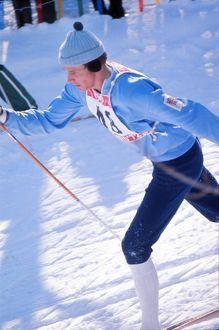 1972 Sapporo Winter Olympics - Cross Country Skiing