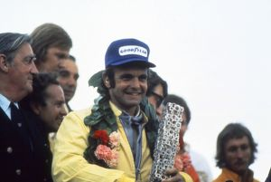 1973 British Grand Prix winner Peter Revson