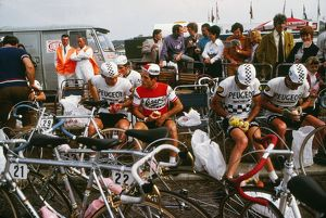 <b>1974 Tour de France - Stage Two at Plymouth</b><br>Selection of 25 items