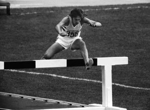 1976 Montreal Olympics - Men's 3,000m Steeplechase