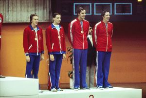 1976 Montreal Olympics - Swimming